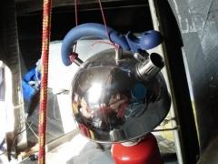 mini transat bouilloire voilier quille