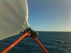 05_épissure écoute de génois solent gennaker kohlhoof northsails dyneema greement