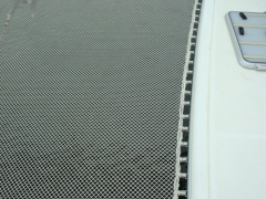 03_filet trampoline catana polyester dyneema rod brelage tension