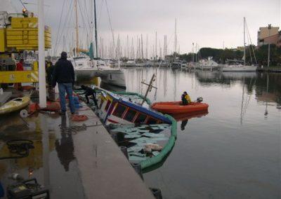 sinistre_pollution_canet_en_roussillon_grue_coule_bateau_ponton_sauve